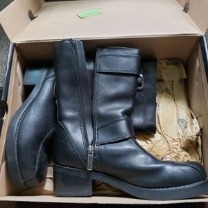 HARLEY DAVIDSON RIDING BOOT'S SIZE 8 WITH BOX